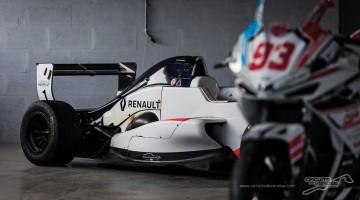 Circuits de Vendée - Hospitality Formule 1 Renault