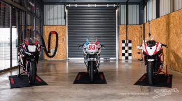Circuits de Vendée - Photo de nos infrastructures box motos