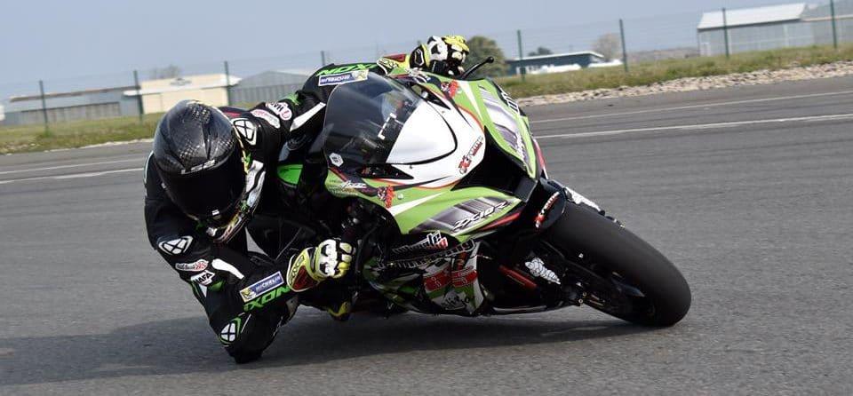 Team Racing 85, moto journées piste