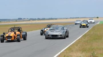 Racing West, Association organisatrice de sorties en circuit