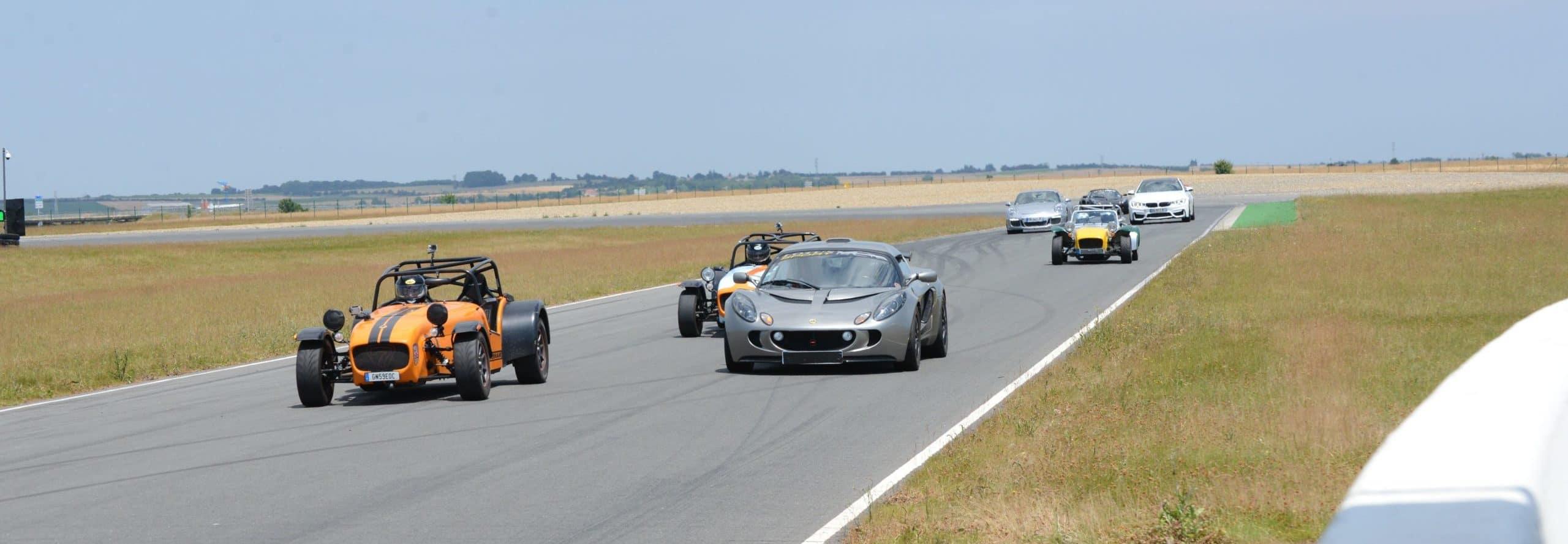 Racing West, Association organisatrice de sorties en circuit