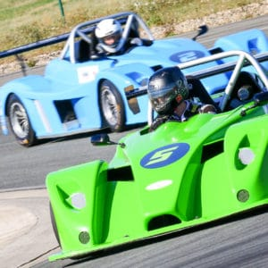 Circuit Car Concept, Pilotage fun & fast