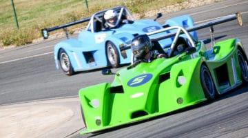Circuit Car Concept, Pilotage fun & fast