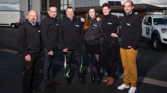 Présentation de l'équipe des Circuits de Vendée