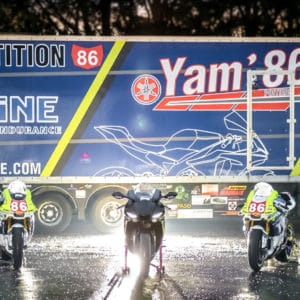 Camion Pit-Lane team Competition