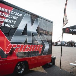 Photo du bus AK Racing
