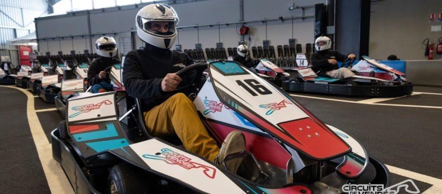 Circuits de Vendée - Challenge Karting